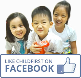 Like ChildFirst on Facebook